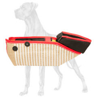 Jute Great Dane Bite Sleeve for Effective and Safe Training