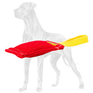 High Quality French Linen Bite Tug for Great Dane