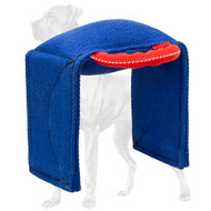 Professional Training with This French Linen Guide Pad for Great Dane