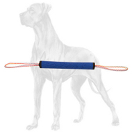 Great Dane Roll for Bite Training
