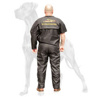 High Quality Nylon Protection Suit for Great Dane Training