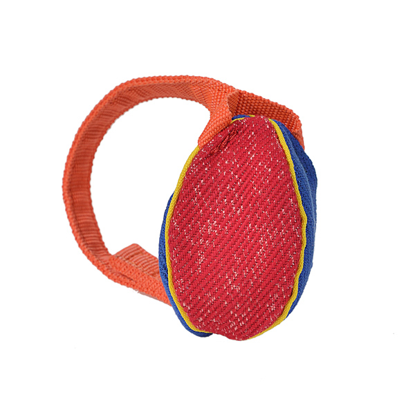 Attractive Design XS French Linen Bite Tug for Training