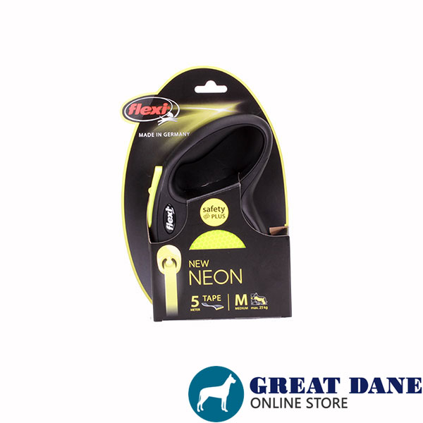 Daily Use Medium-sized Retractable Leash for Your Doggie