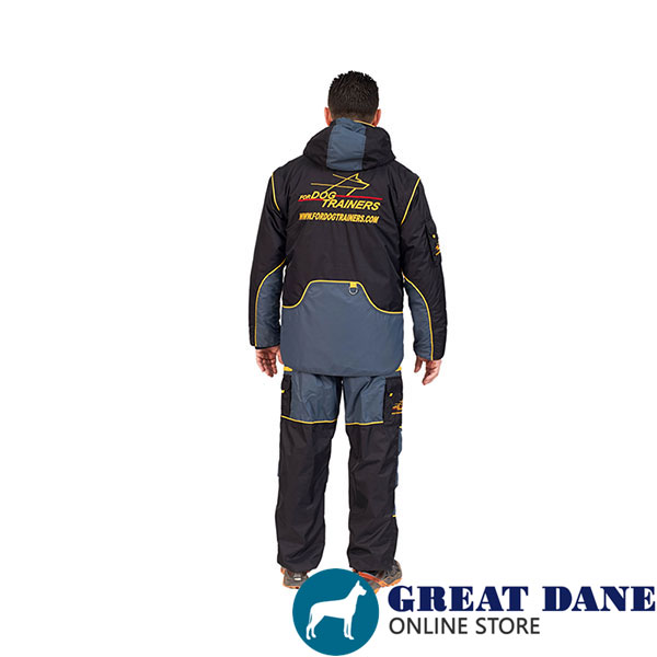 Top quality Protection Dog Bite Suit for Schutzhund Training