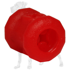 Foam fire plug Great Dane ball