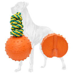 High quality Great Dane ball for effective training and  playing