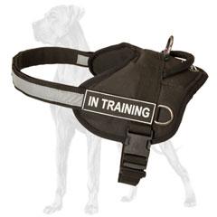 Great-Dane-Dog-Nylon-Harness-Waterproof-Light-Weight