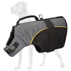 Great-Dane-Dog-Nylon-Harness-Winter-Comfortable